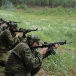 Reserviläiskiväärikilpailu